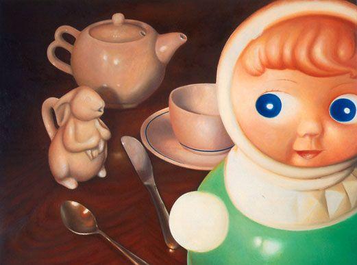 Sorcio sul tè