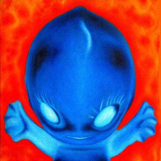 Bambolotto blu