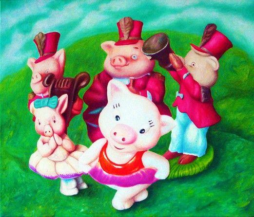 Concerto di porcellini