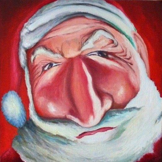 (Ritratti terribili) Santa Claus