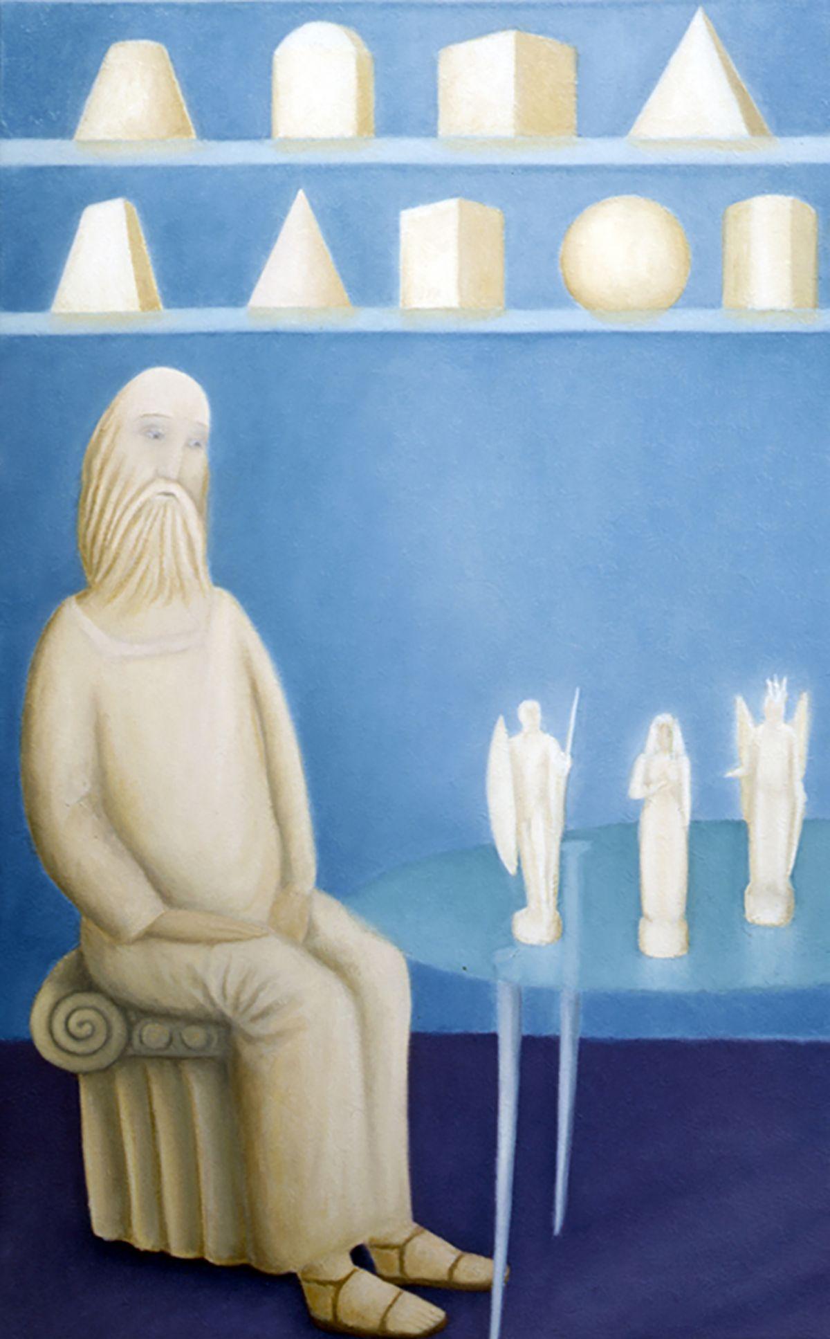 Il bazaar di Platone